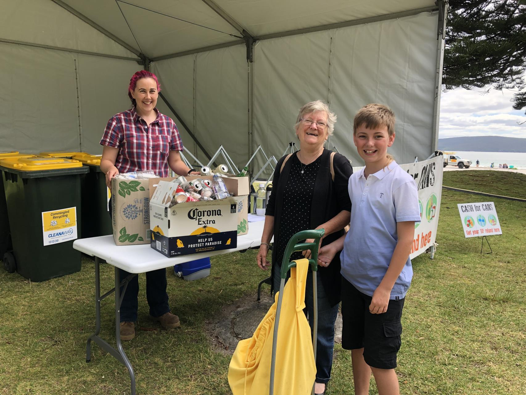 City of Albany – Middleton Beach Festival